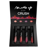 COFFRET LIP CRUSH GOOD VIBES EDITION LIQUID MATTE